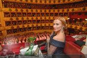 Opernball 2015 - Das Fest - Wiener Staatsoper - Do 12.02.2015 - Karina SARKISSOVA36