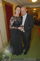 Opernball 2015 - Das Fest - Wiener Staatsoper - Do 12.02.2015 - Karl MAHRER mit Ehefrau43