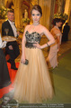 Opernball 2015 - Das Fest - Wiener Staatsoper - Do 12.02.2015 - Roxanne RAPP45