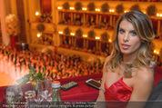 Opernball 2015 - Das Fest - Wiener Staatsoper - Do 12.02.2015 - Elisabetta CANALIS (Logenfoto)65