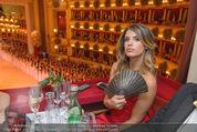 Opernball 2015 - Das Fest - Wiener Staatsoper - Do 12.02.2015 - Elisabetta CANALIS (Logenfoto)68