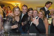 Opernball 2015 - Das Fest - Wiener Staatsoper - Do 12.02.2015 - Christopher WOLF, Uwe KR�GER, A BOCAN, A MASTAN, V PFL�GER76