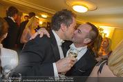 Opernball 2015 - Das Fest - Wiener Staatsoper - Do 12.02.2015 - Christopher WOLF, Uwe KR�GER (Kussfoto)79