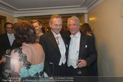 Opernball 2015 - Das Fest - Wiener Staatsoper - Do 12.02.2015 - Andreas TREICHL, Peter HUSSLEIN85