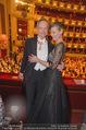 Opernball 2015 - Das Fest - Wiener Staatsoper - Do 12.02.2015 - Andreas und Desiree TREICH-ST�RGKH90