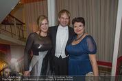 Opernball 2015 - Das Fest - Wiener Staatsoper - Do 12.02.2015 - Natalia USHAKOVA, Rainer SCHENDL, Renate BRAUNER113