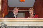 Opernball 2015 - Das Fest - Wiener Staatsoper - Do 12.02.2015 - Christiane H�RBIGER, Gerhard T�TSCHNIGER116