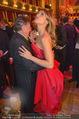Opernball 2015 - Das Fest - Wiener Staatsoper - Do 12.02.2015 - Richard LUGNER tanzt mit Elisabetta CANALIS (tanzen, Tanzfl�che125