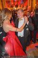 Opernball 2015 - Das Fest - Wiener Staatsoper - Do 12.02.2015 - Richard LUGNER tanzt mit Elisabetta CANALIS (tanzen, Tanzfl�che128