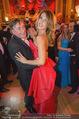 Opernball 2015 - Das Fest - Wiener Staatsoper - Do 12.02.2015 - Richard LUGNER tanzt mit Elisabetta CANALIS (tanzen, Tanzfl�che129