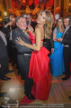 Opernball 2015 - Das Fest - Wiener Staatsoper - Do 12.02.2015 - Richard LUGNER tanzt mit Elisabetta CANALIS (tanzen, Tanzfl�che131