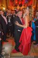 Opernball 2015 - Das Fest - Wiener Staatsoper - Do 12.02.2015 - Richard LUGNER tanzt mit Elisabetta CANALIS (tanzen, Tanzfl�che132