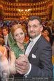 Opernball 2015 - Das Fest - Wiener Staatsoper - Do 12.02.2015 - Roman und Elisabeth SVABEK143