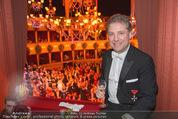 Opernball 2015 - Das Fest - Wiener Staatsoper - Do 12.02.2015 - Atil KUTOGLU (Logenfoto)171
