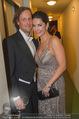 Opernball 2015 - Das Fest - Wiener Staatsoper - Do 12.02.2015 - Mariella AHRENS mit Freund Marc-Sebastian ESSER203