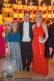 Opernball 2015 - Das Fest - Wiener Staatsoper - Do 12.02.2015 - Rainer und Karin TREFELNIK, Ivana NOHEL211