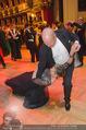Opernball 2015 - Das Fest - Wiener Staatsoper - Do 12.02.2015 - Desiree TREICHL-ST�RKGH tanz ausgelassen mit Roberto LHOTKA220