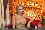 Opernball 2015 - Das Fest - Wiener Staatsoper - Do 12.02.2015 - Cathy LUGNER (Logenfoto)238