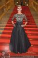 Opernball 2015 - Feststiege - Wiener Staatsoper - Do 12.02.2015 - Desiree TREICHL-ST�RKGH15
