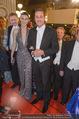 Opernball 2015 - Feststiege - Wiener Staatsoper - Do 12.02.2015 - Heinz Christian HC STRACHE mit Begleitung84