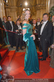 Opernball 2015 - Feststiege - Wiener Staatsoper - Do 12.02.2015 - Maxi BLAHA96
