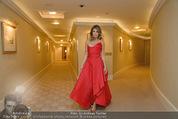 Elisabetta Canalis Suite Fototermin - Ana Grand Hotel - Do 12.02.2015 - Elisabetta CANALIS1