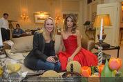 Elisabetta Canalis Suite Fototermin - Ana Grand Hotel - Do 12.02.2015 - Elisabetta CANALIS, Dora VARRO19