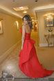 Elisabetta Canalis Suite Fototermin - Ana Grand Hotel - Do 12.02.2015 - Elisabetta CANALIS6