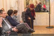 Sturtevant Ausstellungseröffnung - Albertina - Fr 13.02.2015 - 45