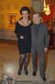 Sturtevant Ausstellungseröffnung - Albertina - Fr 13.02.2015 - 6