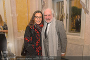 Sturtevant Ausstellungseröffnung - Albertina - Fr 13.02.2015 - 70