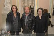 Sturtevant Ausstellungseröffnung - Albertina - Fr 13.02.2015 - 83