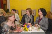 Sturtevant Ausstellungseröffnung - Albertina - Fr 13.02.2015 - 91