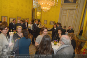 Sturtevant Ausstellungseröffnung - Albertina - Fr 13.02.2015 - 93