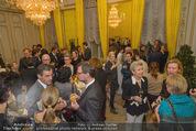 Sturtevant Ausstellungseröffnung - Albertina - Fr 13.02.2015 - 99