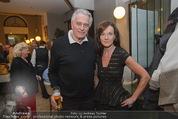LisaFilm Faschingsfest - FilmCafe - Di 17.02.2015 - Klaus WILDBOLZ mit Freundin Nadine VON VÖHREN27