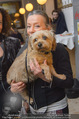 LisaFilm Faschingsfest - FilmCafe - Di 17.02.2015 - Krista STADLER mit Hund (Heli?)31