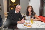 LisaFilm Faschingsfest - FilmCafe - Di 17.02.2015 - Klaus WILDBOLZ mit Freundin Nadine VON VÖHREN32