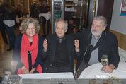 LisaFilm Faschingsfest - FilmCafe - Di 17.02.2015 - Otto SCHENK, Inge UNZEITIG, Gerhard TÖTSCHINGER45