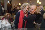 LisaFilm Faschingsfest - FilmCafe - Di 17.02.2015 - Inge UNZEITIG, Angelika SPIEHS54