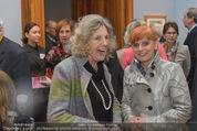 Europa in Wien - Belvedere - Do 19.02.2015 - Inge UNZEITIG, Nora FREY102