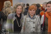 Europa in Wien - Belvedere - Do 19.02.2015 - Inge UNZEITIG, Nora FREY104