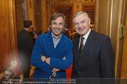 Europa in Wien - Belvedere - Do 19.02.2015 - Thomas SCH�FER-ELMAYER, Hubertus HOHENLOHE114