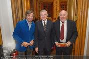 Europa in Wien - Belvedere - Do 19.02.2015 - Thomas SCH�FER-ELMAYER, Hubertus HOHENLOHE, Herbert LACKNER115