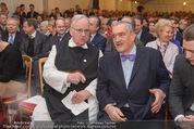 Europa in Wien - Belvedere - Do 19.02.2015 - Gregor-Henckel DONNERSMARCK, Karl SCHWARZENBERG50