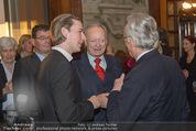 Europa in Wien - Belvedere - Do 19.02.2015 - Sebastian KURZ, Andreas KOHL87