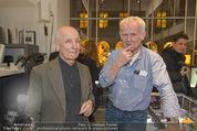 Jim Rakete Ausstellung - Leica Galerie - Di 24.02.2015 - Jim RAKETE, Peter MATIC1