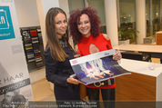 Dancer against Cancer Kalender - BMW Wien - Mi 25.02.2015 - Silvia SCHACHERMAYER, Christina LUGNER10