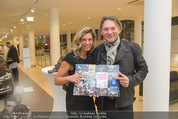 Dancer against Cancer Kalender - BMW Wien - Mi 25.02.2015 - Verena PFL�GER, Heinz HANNER12