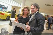 Dancer against Cancer Kalender - BMW Wien - Mi 25.02.2015 - Verena PFL�GER, Heinz HANNER13